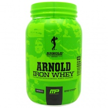 Протеин MusclePharm Arnold Iron Whey protein 2270g