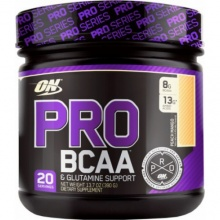 Optimum Nutrition Pro bcaa 390гр