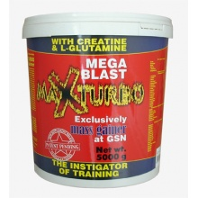 Гейнер GSN Max Turbo Mass Gainer 5000 гр