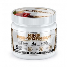 Предтрен King Protein Pre-Workout 100гр