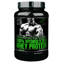 Протеин Scitec 100% Hydrolyzed Whey Protein 910 г