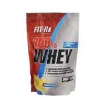 Протеин FIX-Rx 100 % WHEY 900гр.