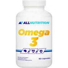 Антиоксидант All Nutrition Omega 3  90 кап