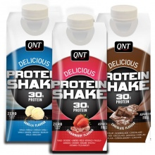 Протеин QNT DELICIOUS Whey protein SHAKE  330мл