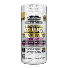 Витамины MuscleTech Platinum Woman 90 капсул