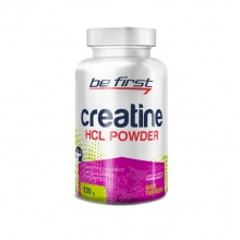 Креатин Be First Creatine HCL powder 120 гр