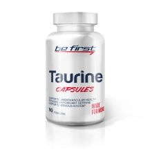 Аминокислота Be First Taurine capsules 90 кап