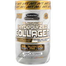 Коллаген Muscletech Platinum Hydrolyzed Collagen  629гр