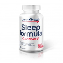 Антиоксидант Be First Sleep formula 60 кап