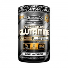 Глютамин Muscletech Glutamine Platinum 60 порций