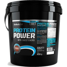 Протеин BioTech Protein power bucket 4000 гр