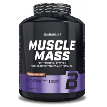 Гейнер BioTech Muscle Mass 2270 гр